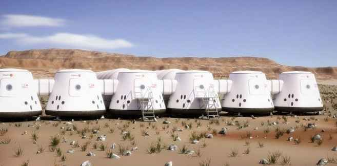 13 Things You Need To Know About The Human Mission To Mars (Note:  The Mars One Project is a private venture, not NASA)