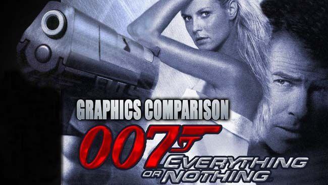 James Bond 007 Everything Or Nothing Gcn Gamecube Iso Usa