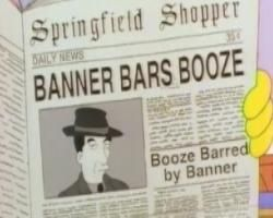 WATCH FREE! ST PADDY'S DAY EPISODE The Simpsons Season 8 Episode 18 – Homer vs. the 18th Amendment