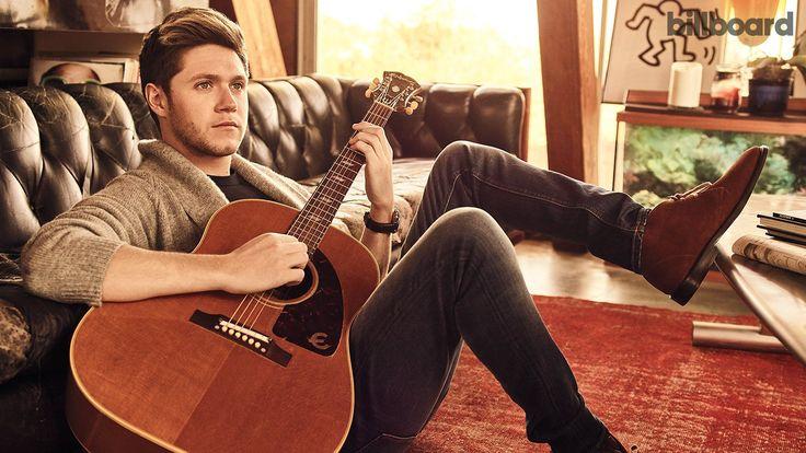 """Niall Horan é capa da Billboard e solta: """"nada do que faça será tão grande quanto One Direction, mas tenho que tentar"""""""