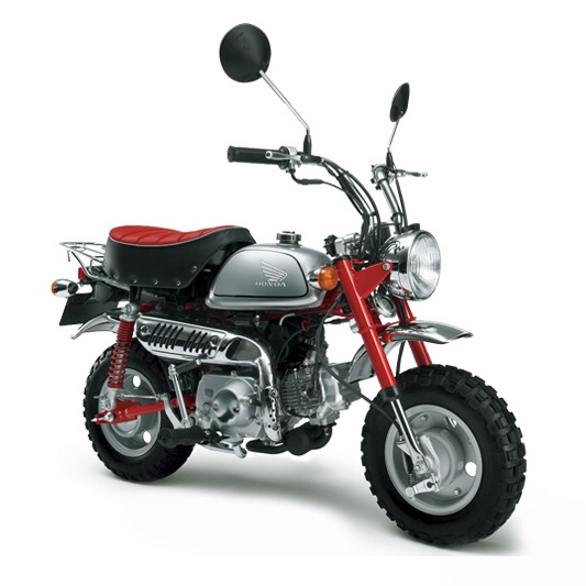 honda monkey z50m 50th anniversary edition dreams pinterest honda anniversaries and. Black Bedroom Furniture Sets. Home Design Ideas