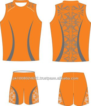 women sublimation volleyball uniform