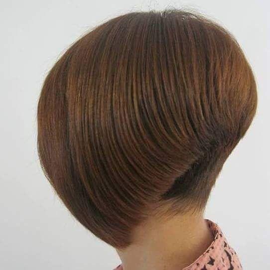 81 Schone Bob Frisuren Hinten Angeschnitten Short Bob Hairstyles Bobs Haircuts Bob Hairstyles