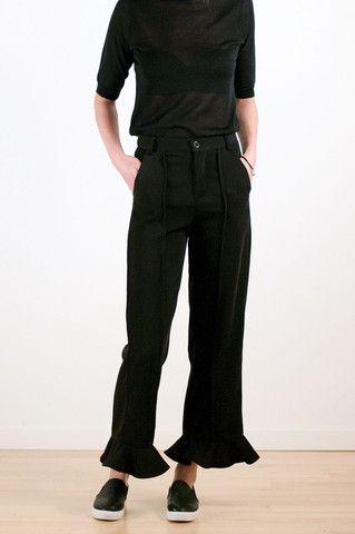 Premium Blomster Pants