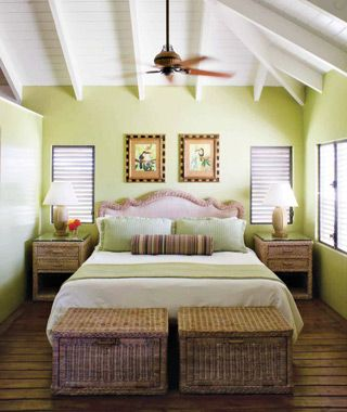 Travel + Leisure Best Caribbean Hotels 2012 - No. 1 Nisbet Plantation Beach Club, Nevis