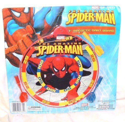 Spiderman Magnetic Dart Board * Check this awesome product by going to the link at the image.Note:It is affiliate link to Amazon.