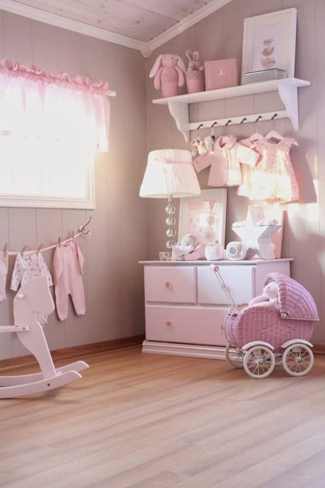 Cute room for little girls ...