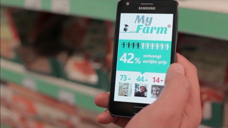 My Farm App voor eerlijke boodschappen. Kanshebber voor de #ASNBank #Wereldprijs? http://voordewereldvanmorgen.nl/Kom_in_actie/ASN_Bank_Wereldprijs/Projecten/My_Farm_App