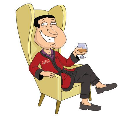 Glen Quagmire - Family Guy