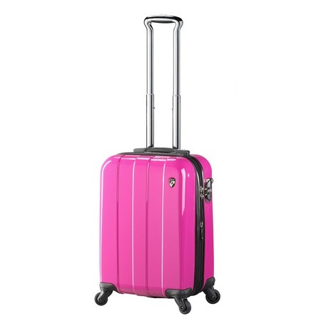 pink carry on suitcase i have a cheap version of this may get the real one next time. Black Bedroom Furniture Sets. Home Design Ideas