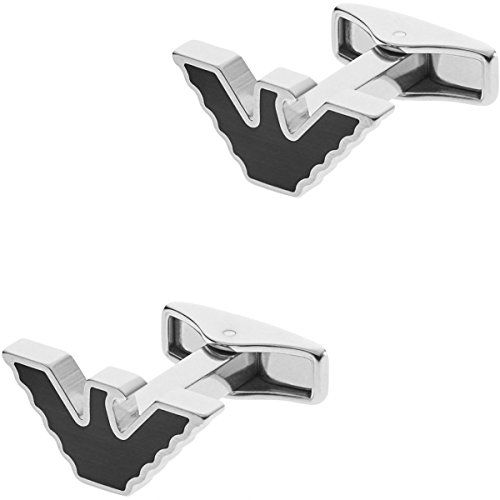Emporio Armani Men's Cufflinks EGS2287040--49.29 Check more at https://www.thesterlingsilver.com/product/emporio-armani-mens-cufflinks-egs2287040/
