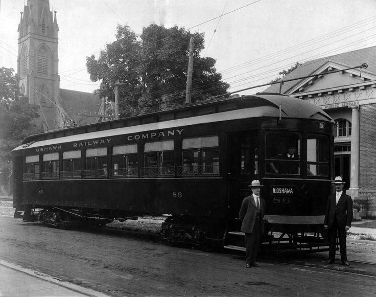 A Brief History of the Oshawa Railway - Transit Toronto - Content