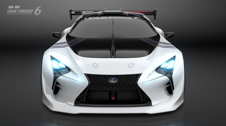 "Lexus LF-LC GT ""Vision Gran Turismo"" for PlayStation 3"