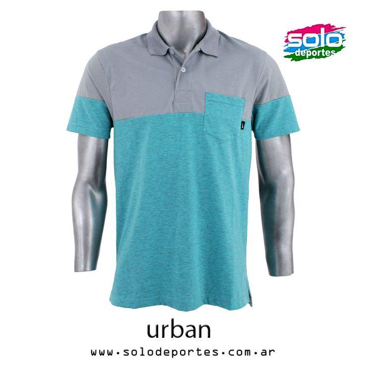 Polo Pocket Jersey Gris/Turquesa  Marca: Nike 510020533184354   $ 329,00 (U$S 57,71)