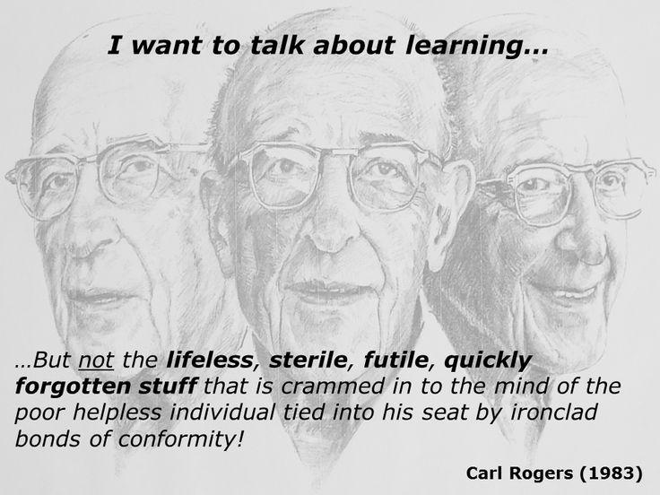 dagmar pescitelli analysis of carl rogers For other persons named carl rogers, see carl rogers (disambiguation) carl rogers born: january 8, 1902 oak park, illinois, us died: february 4, 1987 (aged 85).