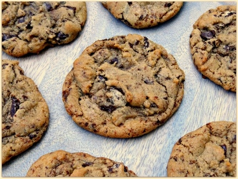 BEST CHOCOLATE CHIP COOKIE RECIPE  EVER!!! and I have tried a bunch if them! Chocolate Chip Cookies Straight Up from Elizabeth Falkner