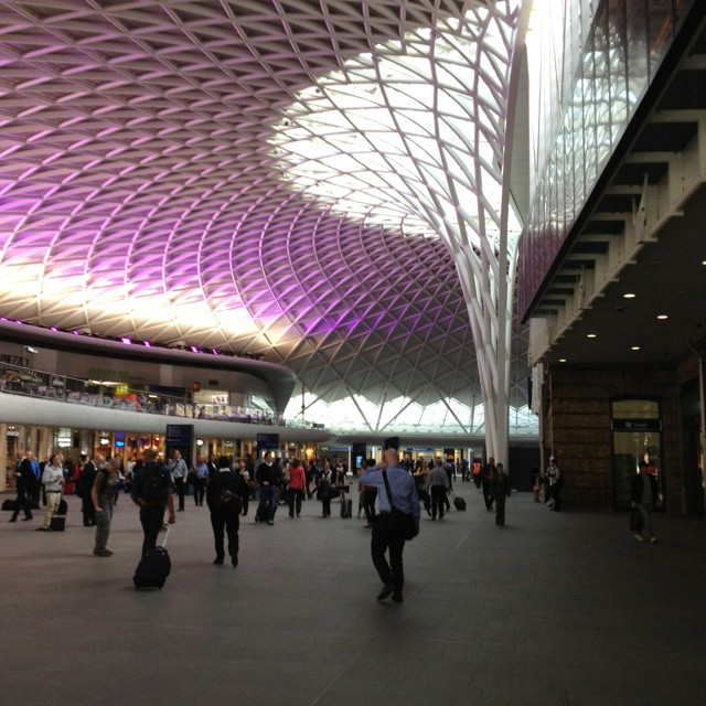 The new Kings Cross extension