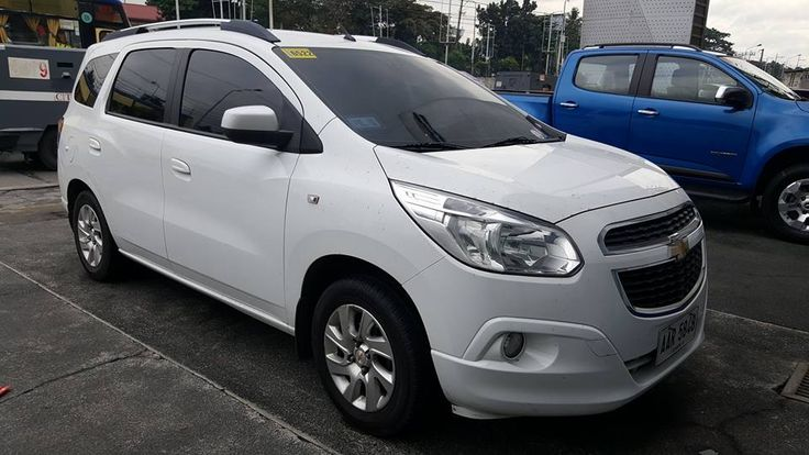 Rush Sale Used 2014 Chevrolet Spin LTZ #carsForSale  at Auto Trade Philippines Big Savings from Brand New Call 09175287233 or click photo for more info   #sellcar  #motordealers #autotradephils #chevy    #chevrolet  #malibu