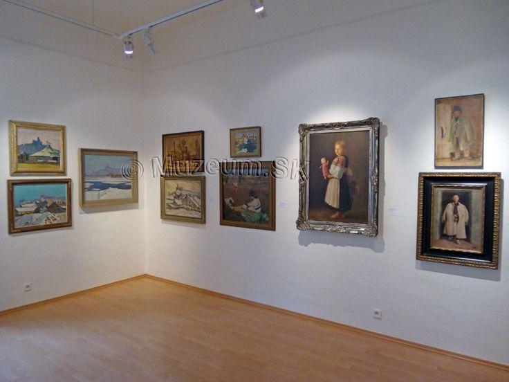 Galéria M.A. Bazovského v Trenčíne (M.A. Bazovsky Gallery in Trencin)