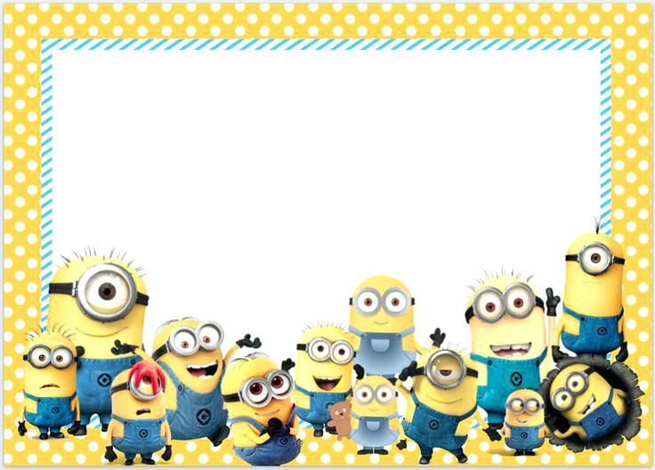 wonderful minions party invitations minion invitation