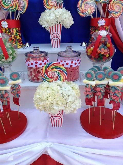 Circus Birthday Party Ideas | Photo 1 of 23 | Catch My Party