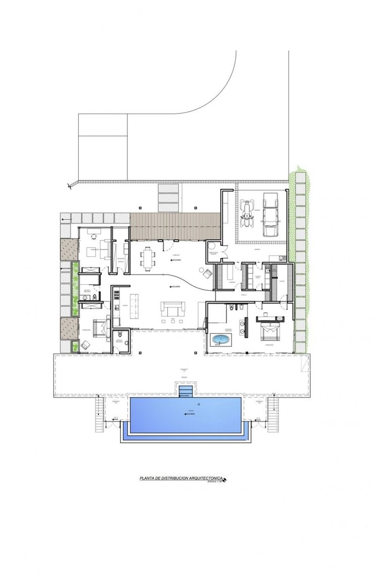 154 best plans images on pinterest architecture floor plans and house mecano by roblesarq
