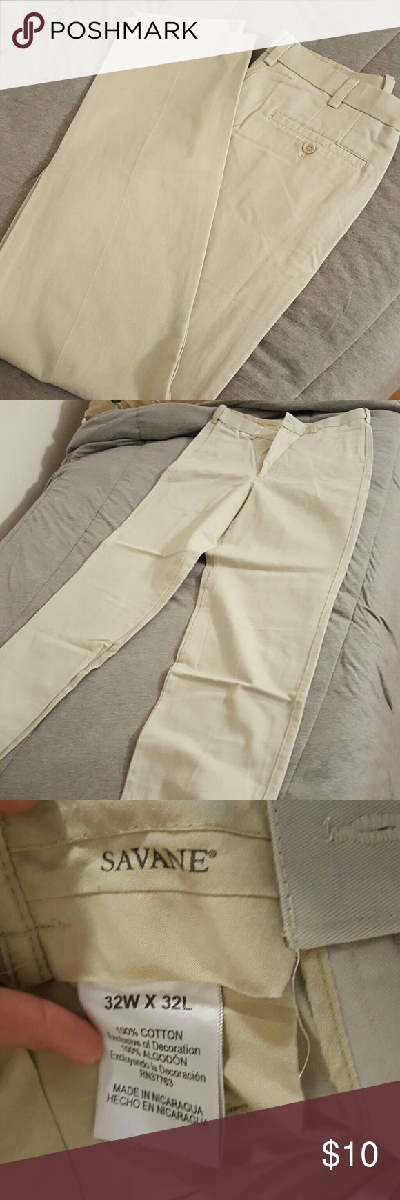 Savane Pleated Pants like new condition, gently worn. no stains Savane Pants Dress