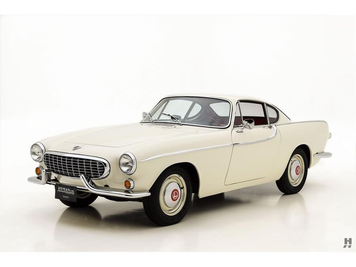 1964 Volvo P1800 S Coupe