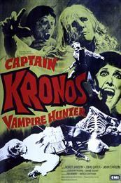 Капитан Кронос: Охотник на вампиров / Captain Kronos - Vampire Hunter  (1972)