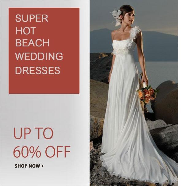 Beach Wedding Dresses 2012, Destination Wedding Dresses Canada, Causual Short Plus Size Cheap Beach Bridesmaid Dresses