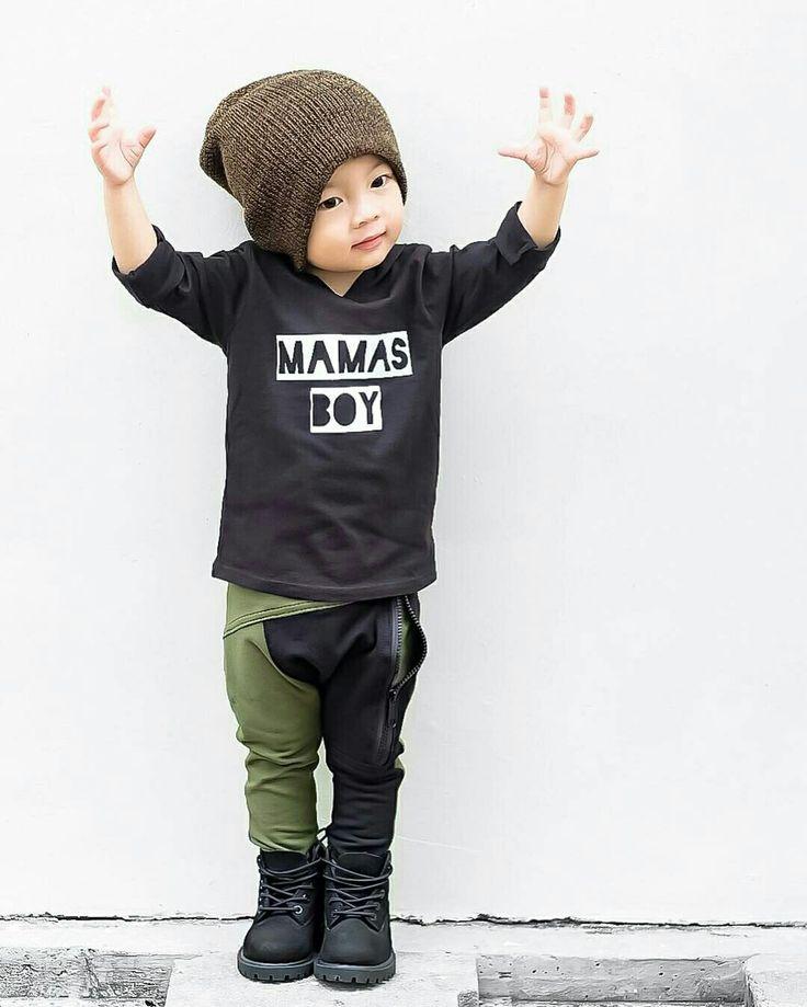 Rayden Lim mama's boy