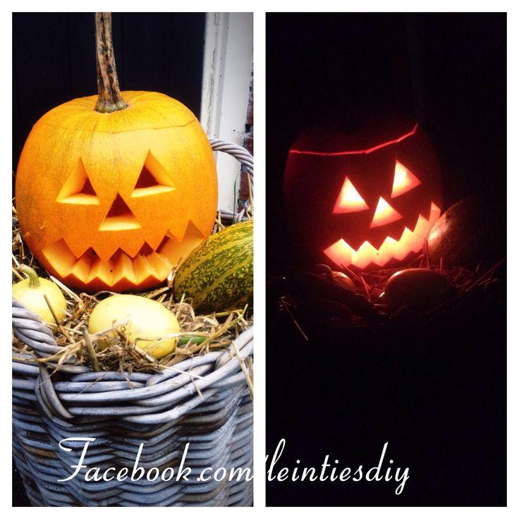 Fall decoration, herfst decoratie, Halloween