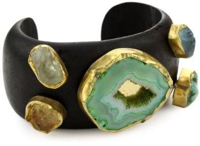 Cuffs Bracelets, Multi Colors Stones, Stones Wooden, Wooden Cuffs, Whisperer Wood, Cuff Bracelets, Cuffs Braceletamazonjewelri, Multicolored Stones, Zariin Whisperer