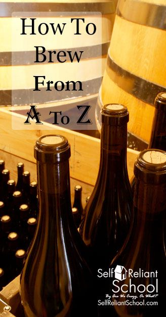 How To Brew From A to Z