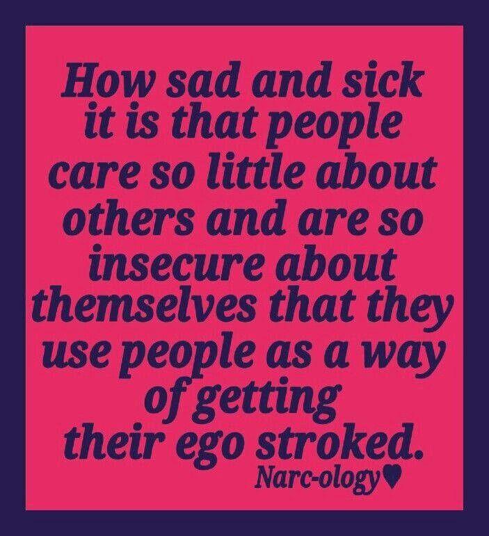 Ego Stroke