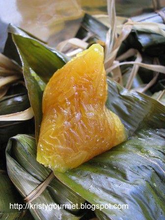 Alkaline Dumpling @ Kee Zhang 鹼水粽