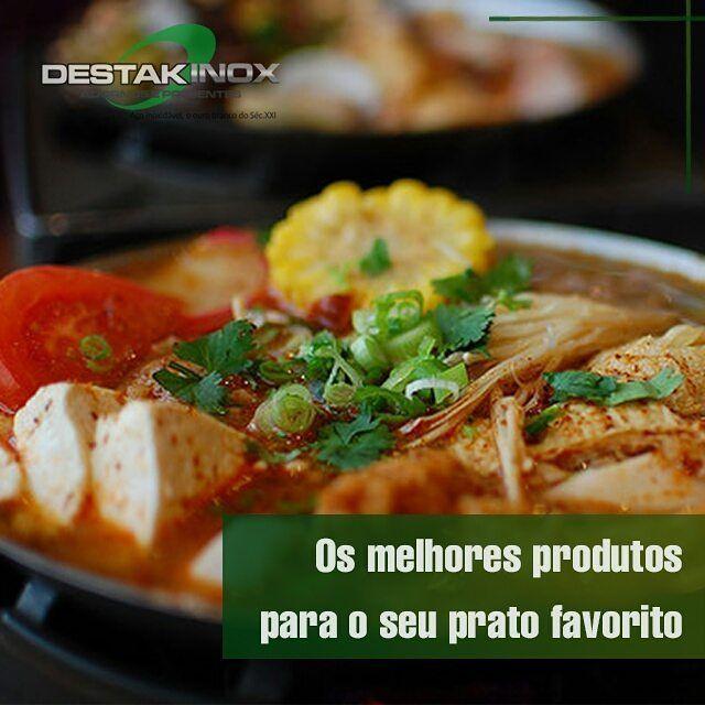 Destak para o seu prato! Os melhores produtos para apresentação e preparo do seu prato favorito, vc só encontra na Destak inox!!!  .  .  . #Destakinox##food #instafood #foodporn #gourmet #chef #gastronomy #foodie #comida #instagood #yummy #delicious #restaurante #foodlovers #foodpic #foodpics #foodgasm #restaurant #foodstagram #foodlover #brasil #love #cooking #errejota #cozinha #cocina #repost #foodies #cook #culinaria