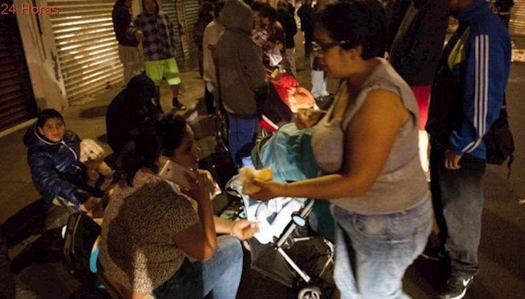 Cancillería abre teléfonos para informar sobre posibles afectados por sismo en México