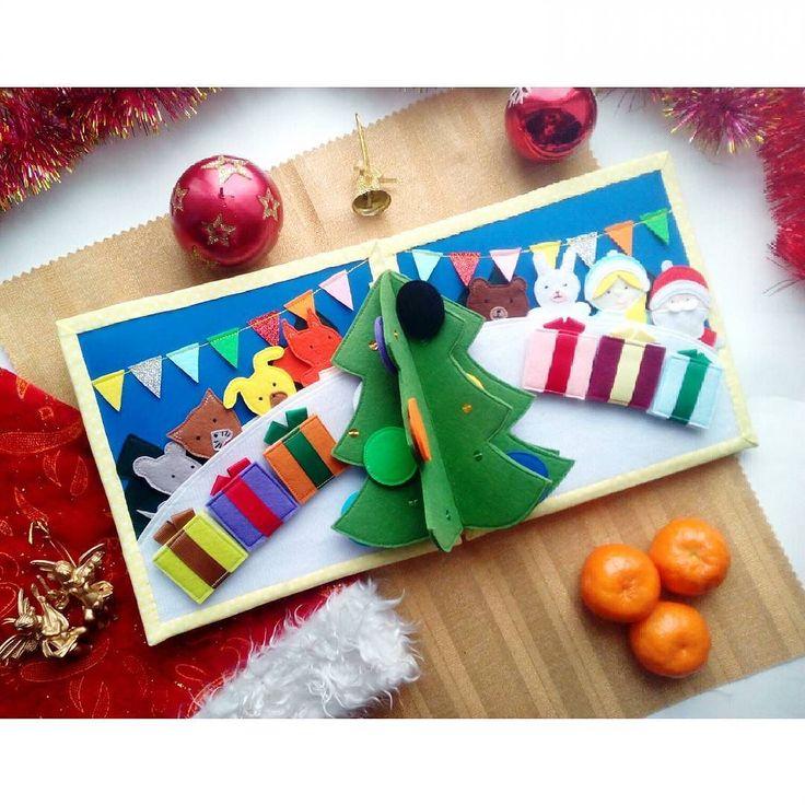 Quiet book, ideas, pages, for baby, for boy, christmas, new year christmas tree, santa, развивающая книжка, из фетра, новый год, новогодняя книжка, елка, подарки, хоровод  . #bookibooki #bookibooki_книжкадлясавелия #развающаяигрушка #развивающаякнижка #мягкаякнига #раннееразвитие #мелкаямоторика #новыйгод #quietbook #quiet_book #busybook #bookforbaby #felt #feltbook #christmas #newyear #belarus #беларусь