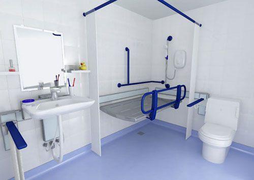 Disabled Bathroom Floor Coverings : Best disabled bathroom ideas on