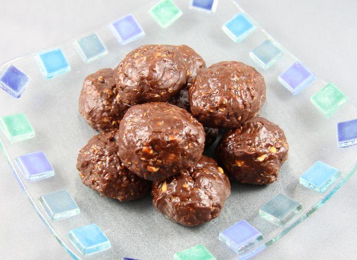J9's Chocolate Dirt Balls