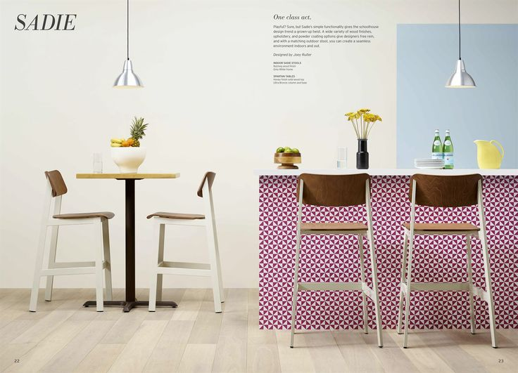 Meet Sadie  3 Reasons Why We Love This Modern Restaurant Chair. 311 best Commercial Furniture   Accessories images on Pinterest