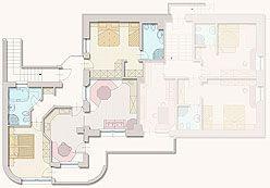 Apartamenty Karl Demetz-St.Christina Gröden - S.Cristina Val Gardena