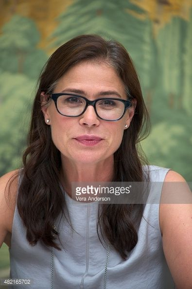 News Photo : Maura Tierney at 'The Affair' Press Conference at...