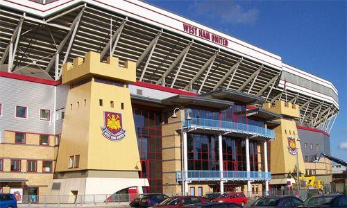 Boleyn Ground, Upton Park, London (West Ham United)