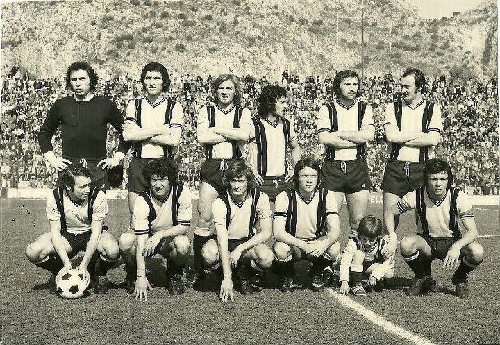 Palermo, temporada 73/74