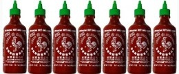 """Twenty Good Ways You Can Use Sriracha_  What is Sriracha?    Sriracha, also known as """"rooster sauce"""", is not your ordinary run-of-the-mill Texas Pete. There's more to it than heat."""