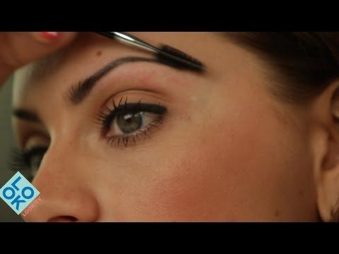 How to Shape Your Eyebrows: The Money Look w/ Michelle Money of The Bachelor
