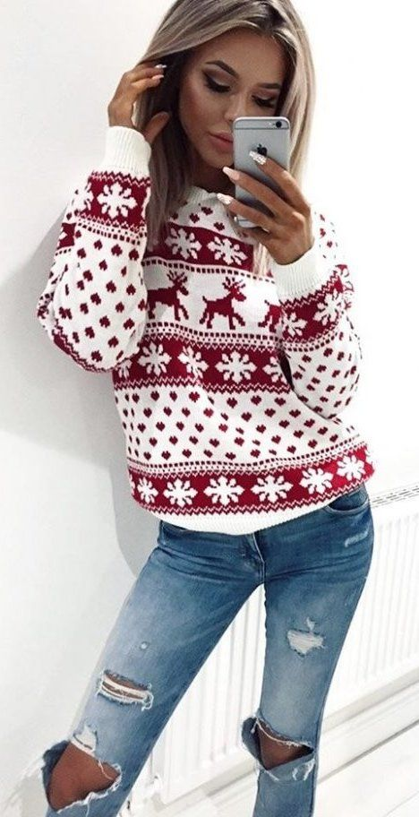 complete kerst outfits