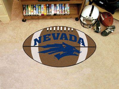 NCAA Nevada Football Doormat